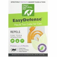 Only Natural Pet EasyDefense Flea, Tick & Mosquito Cat Collar