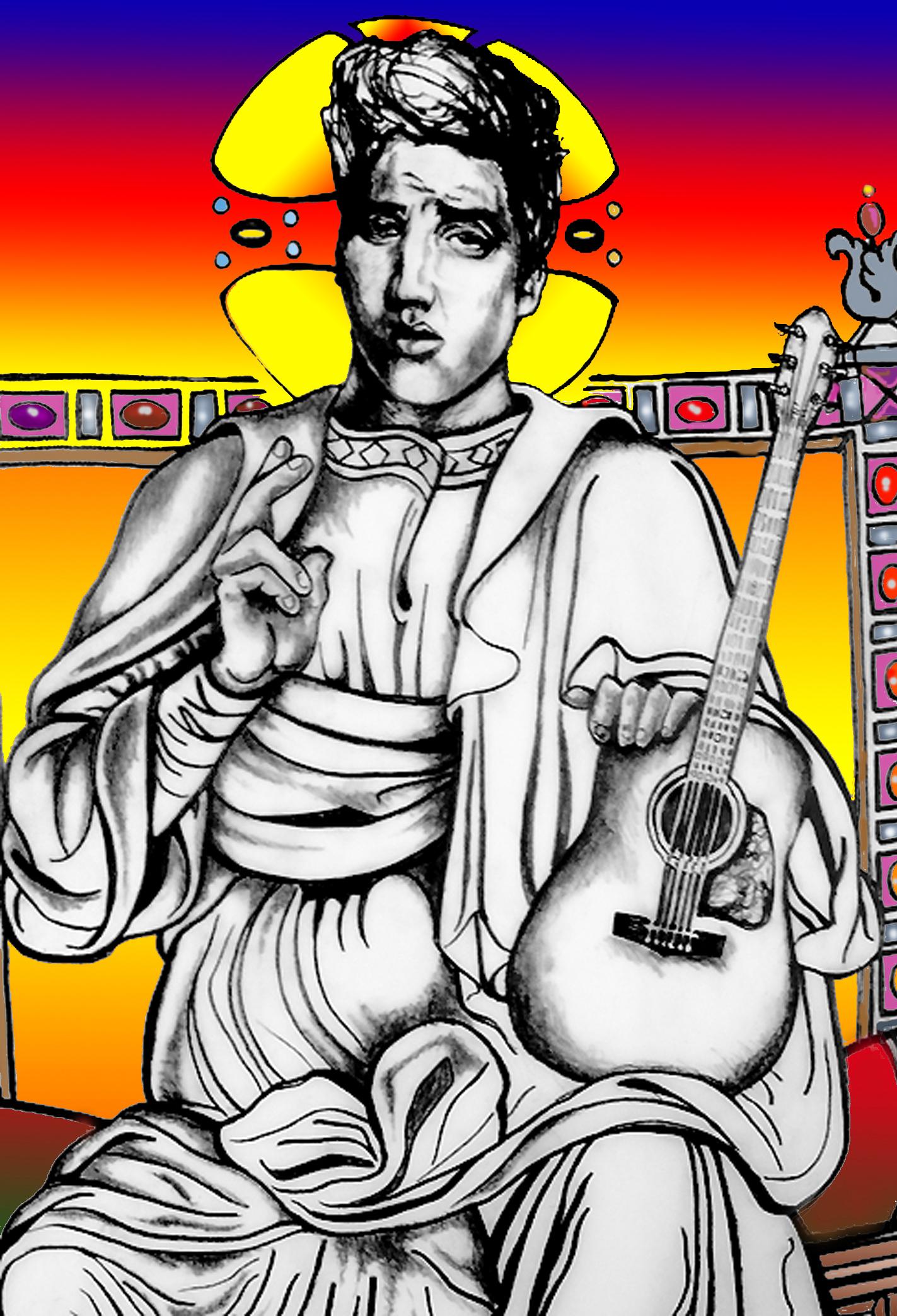 Elvis Apostle