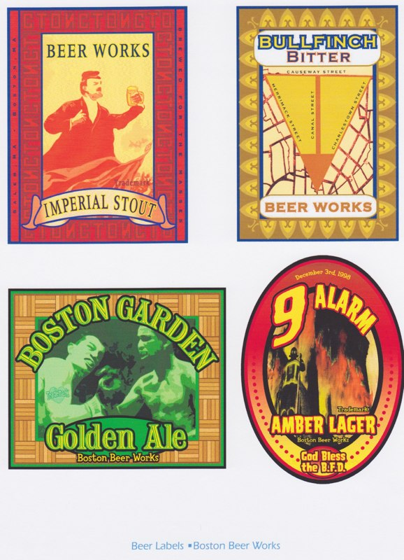 Beer Labels - Micro Brewery