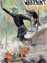 CAT MANOLIS'S painting in WAR PAINT Vol 1