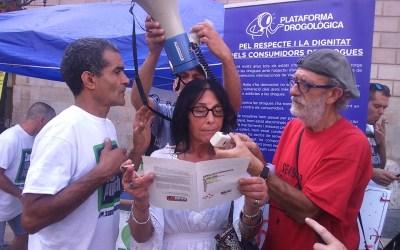 21.07.2016 Memorial Internacional per les víctimes de la guerra contra les drogues