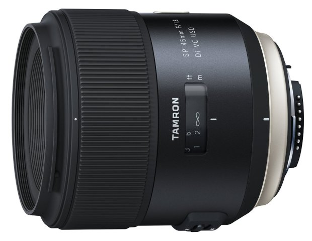 Tamron SP 45mm F1.8 Di VC USD (Model F013)