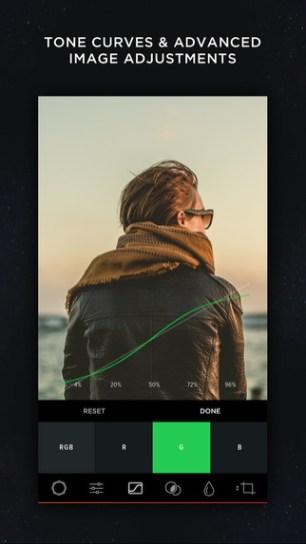 MuseCam - Manual Camera & Advanced Photo Editor