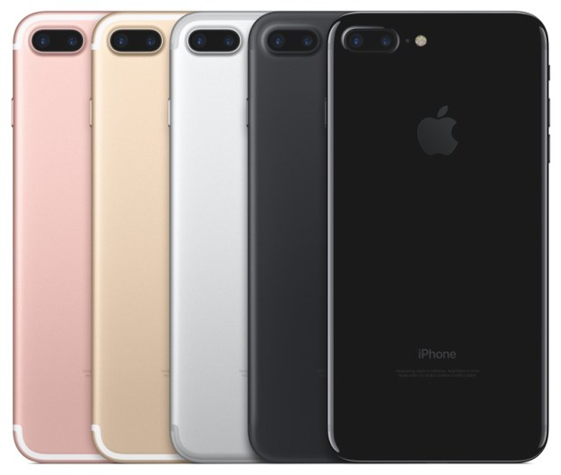 Apple iPhone 7 color