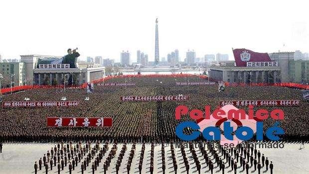 As armas de guerra da Coreia do Norte