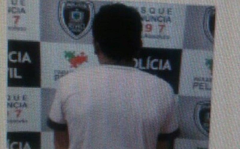 policia civil de sao bento cumpre mandado de prisao