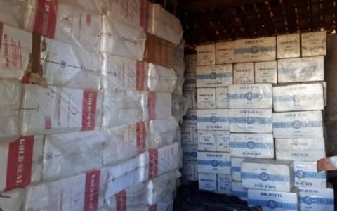 tres sao presos na paraiba com carga ilegal de cigarro e vodka avaliada em quase r 1 milhao