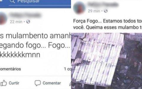 desumano internauta causa revolta ao comemorar morte de atletas do flamengo veja o que ele disse
