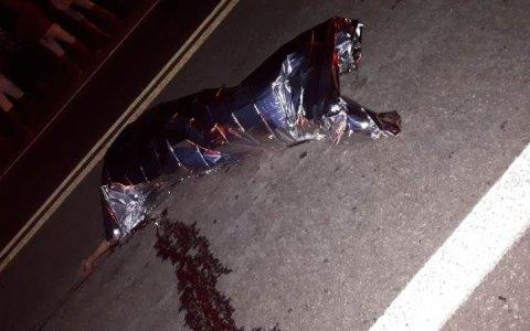 homem morre vitima de acidente no sertao da pb