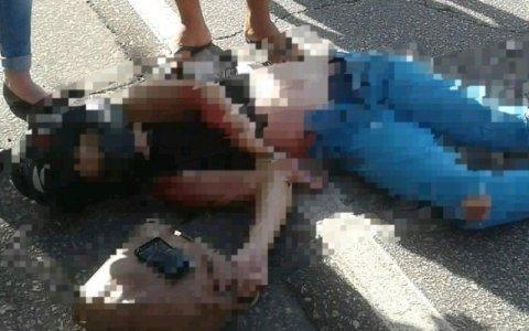mulher morre vitima de acidente na paraiba