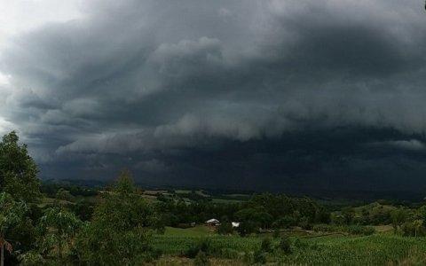 paraiba pode ter fortes chuvas nos proximos dias afirmam meteorologistas