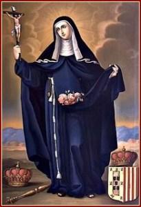 Santa Isabel de Portugal, ruega por la paz en nuestros países.