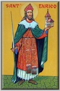 San Enrique Emperador.