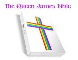 Un periodista es despedido, cuando se atrevió a criticar la blasfémica biblia gay.