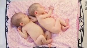 ¡Bendito sea Dios! Gemelitas sobreviven milagrosamente un embarazo ectópico.