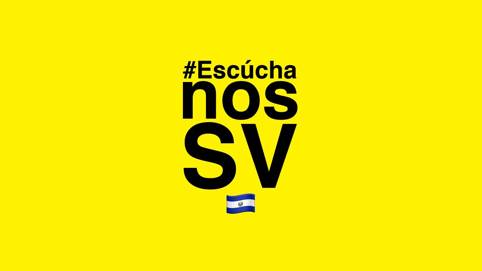 #EscúchanosSV – Más de 60 organizaciones se unen para defender la vida en El Salvador
