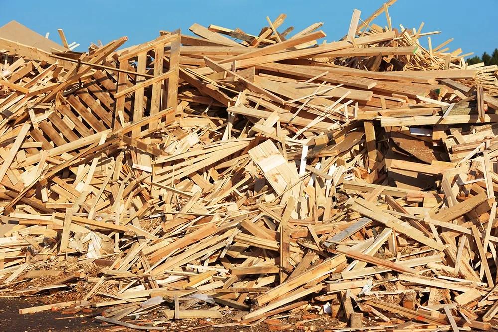 wood waste disposal