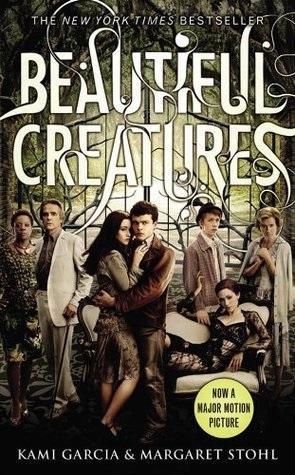 Beautiful Creatures - Movie Cover