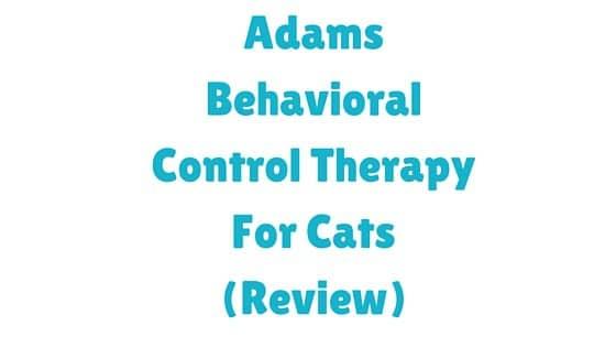 Adams Behavior Control Therapy