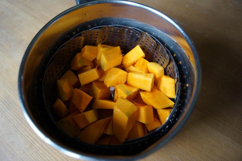 courge buttercup non cuite