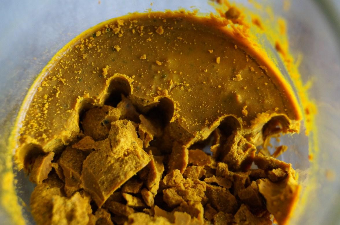 mise en gélules de pâte de curcuma