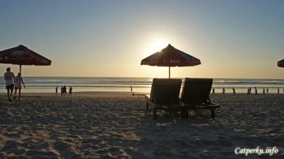 Ultimate Seminyak Beach Sunset Part 1