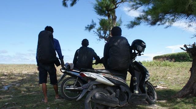 Touring ke Lombok? Asik banget kok!