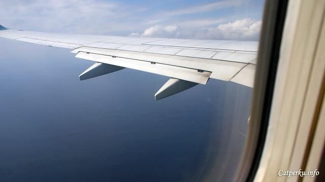 Setelah menembu awan, terbitlah lautan ^^
