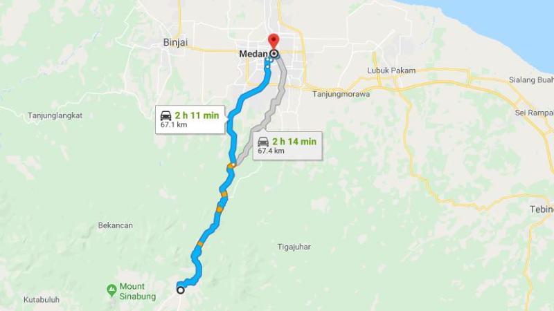 Day 5 - 12 Maret 2019 Brastagi - Medan (via Pertamina Geothermal Energy Sibayak)