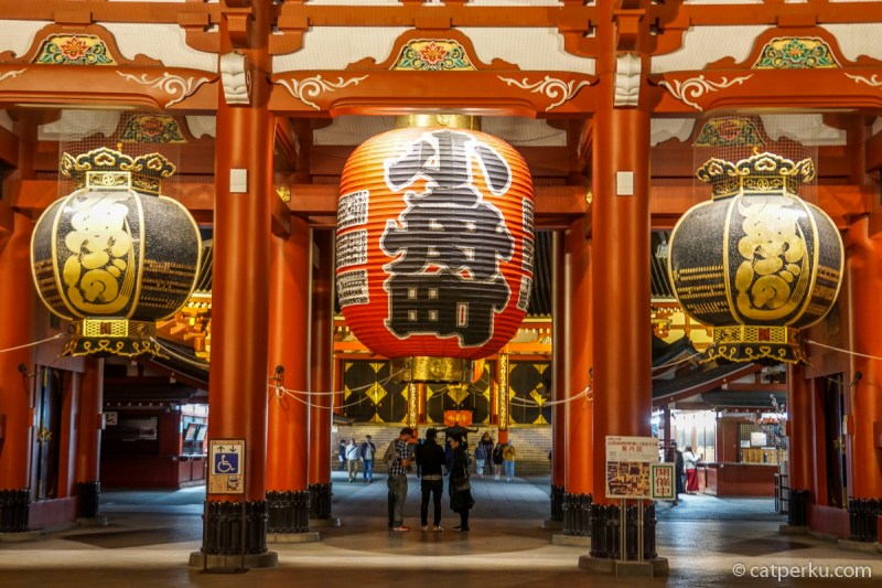 7 Hal Asik Yang Bisa Dilakukan Di Asakusa, Tokyo! Kalian bisa berkunjung ke beberapa tempat wisata Asakusa!