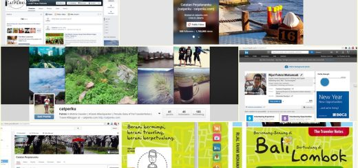 7 Social Media Ini Sangat Berguna Untuk Para Travel Blogger