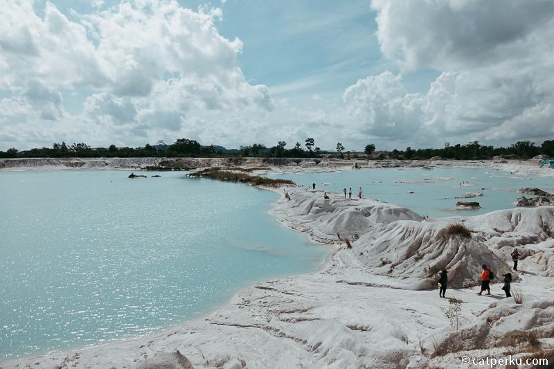 8. Danau Kaolin