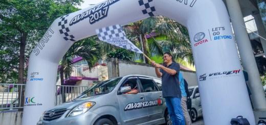 Acara ini diramaikan oleh komunitas AXIC (Avanza Xenia Indonesia Club) dan Velozcity.JPG