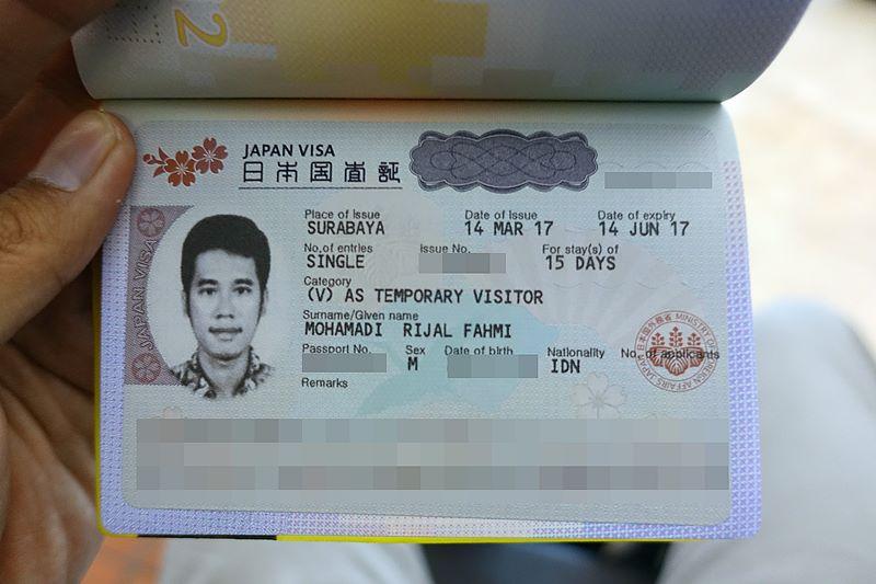 Ada negara yang memerlukan visa jika ingin mengunjunginya