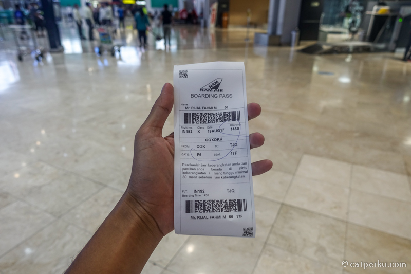 Gara-gara dapat kesempatan traveling gratis ke Belitung, akhirnya main ke Negeri Laskar Pelangi lagi!