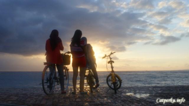 Berburu pantai di Bali Selatan melihat sunrise di Pantai Sanur