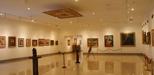 Berpetualang Di Dunia Lukisan, Museum Pasifika Bali