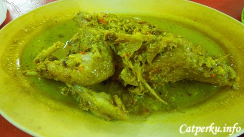Betutu, masakan yang juga berbahan dasar ayam dari Bali
