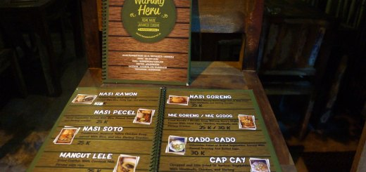 Cafe Hoping Di Prawirotaman