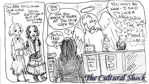 Tentang Cultural Shock, atau Gegar Budaya