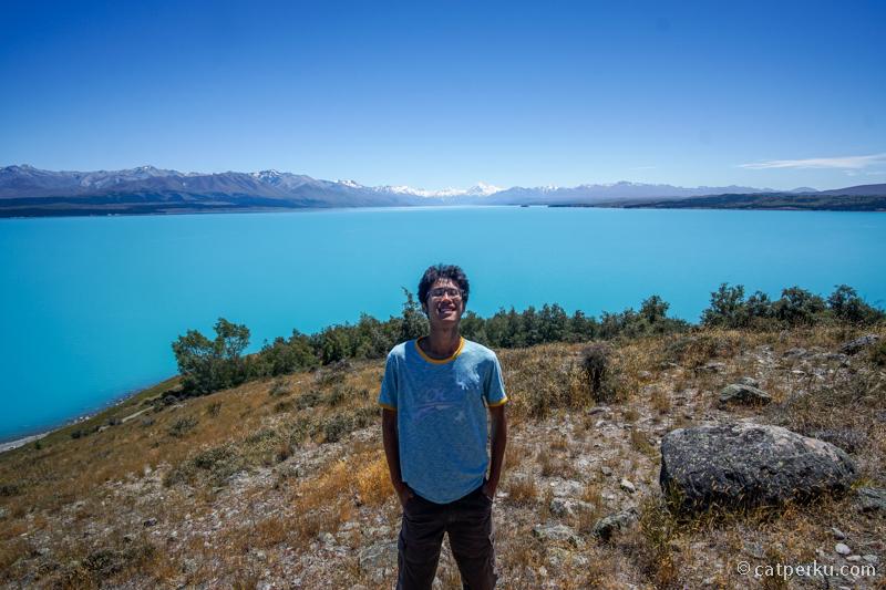 Danau sempurna yang pernah saya kunjungi