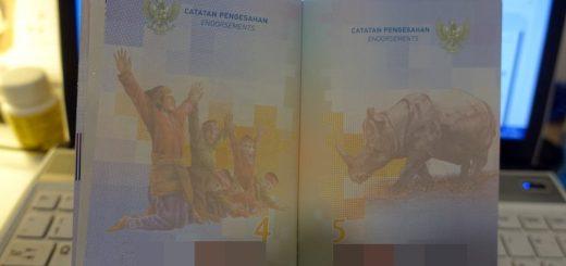Desain passport RI yang baru lebih keren dari yang lama euy!
