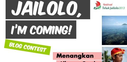 Festival Teluk Jailolo, Ik Kom!! - cover