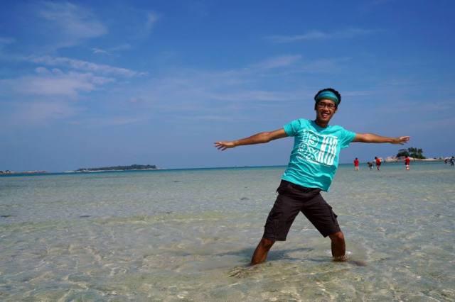 Foto ala - ala di Pulau Gosong :D