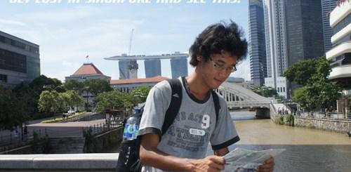 Ada banyak hal yang bisa dilihat di Singapore