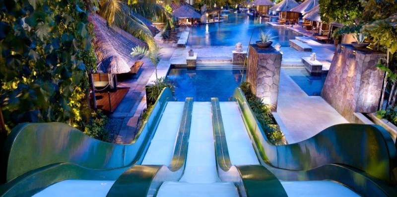 Hard Rock Hotel Bali, hotel dekat Pantai Kuta yang mewah dan ikonik!