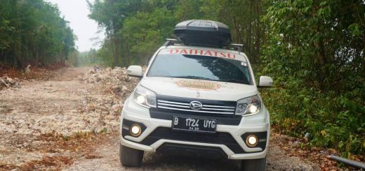 Ikutan Terios 7 Wonders Borneo Wild Adventure, Apa Saja Sih Yang Saya Lakukan