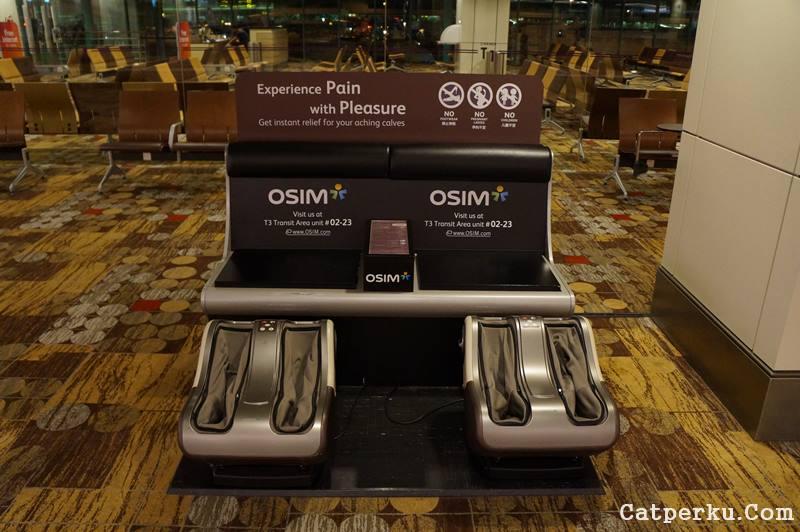 Ini dia si mesin pemijat kaki!