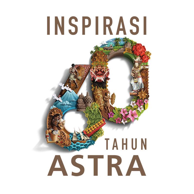 Inspirasi 60 tahun astra (sumber logo)