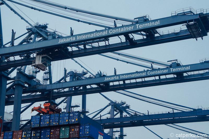 Jakarta international container terminal